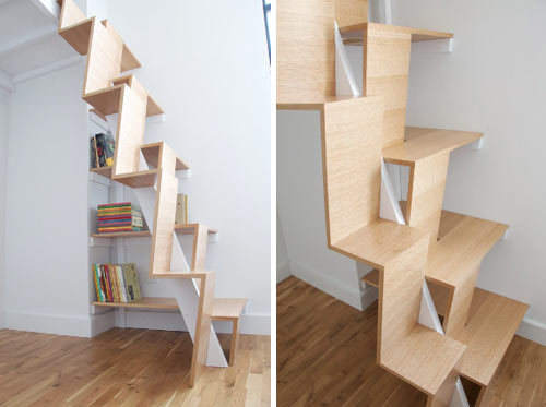 Лестница от nC2 architecture