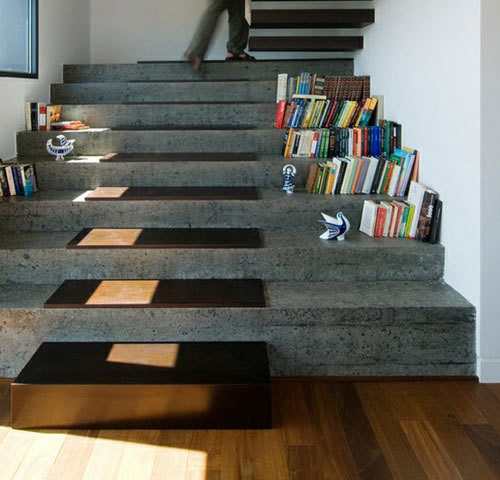 Лестница от Castroferro Arquitectos