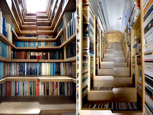 Лестница для ботаников от Levitate
