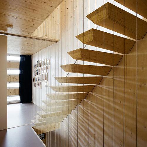 Лестница от Pieter Weijnen из Faro Architecten