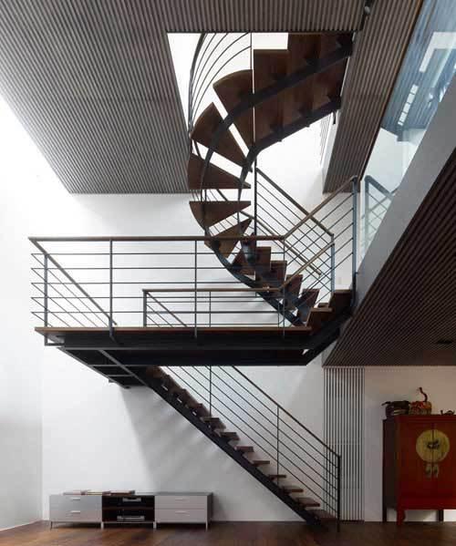 Лестница от Keiji Ashizawa