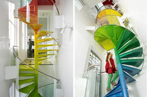 Лестница от Ab Rogers Design