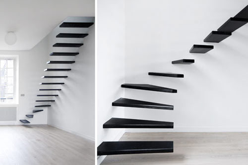 Лестница от Ecole