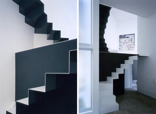 Лестница от Alphaville Architects