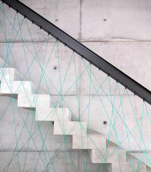 Лестница от MO Architekten
