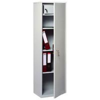 Железный шкаф для документов